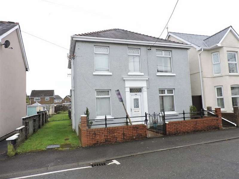 3 Bedrooms Detached House for sale in Tirydail Lane, Ammanford