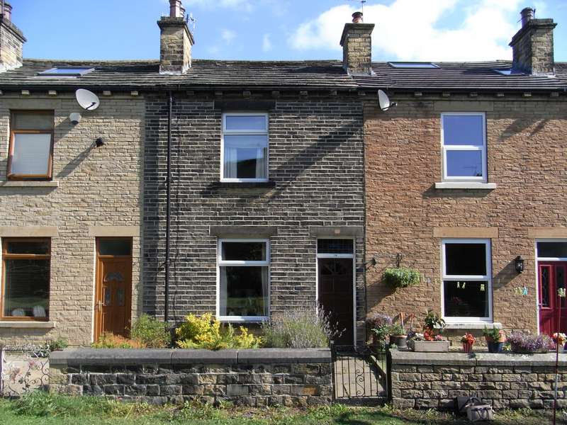 2 Bedrooms Terraced House for rent in Southview, Greengates BD10