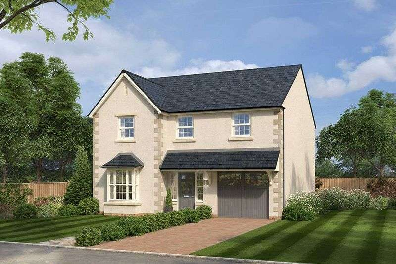 4 Bedrooms Property for sale in The Tewkesbury, Llanfair Meadows, Court Close, Aberthin, Cowbridge