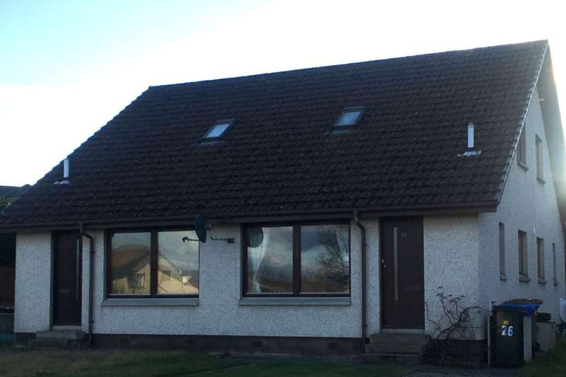 1 Bedroom Flat for rent in Muirtown Terrace, Inverness, IV3
