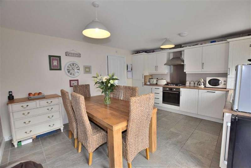 4 Bedrooms Town House for sale in Maple Avenue, Catterick Garrison, North Yorkshire