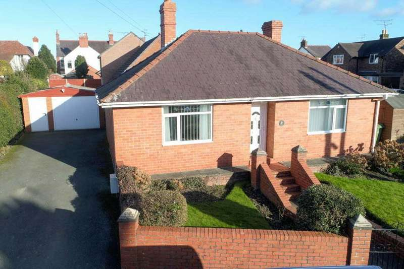 2 Bedrooms Detached Bungalow for sale in Victoria Avenue, Johnstown