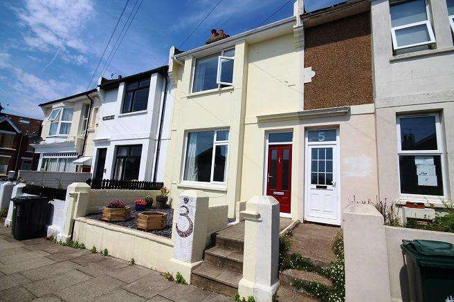 2 Bedrooms Terraced House for sale in Freshfield Street, Brighton BN2