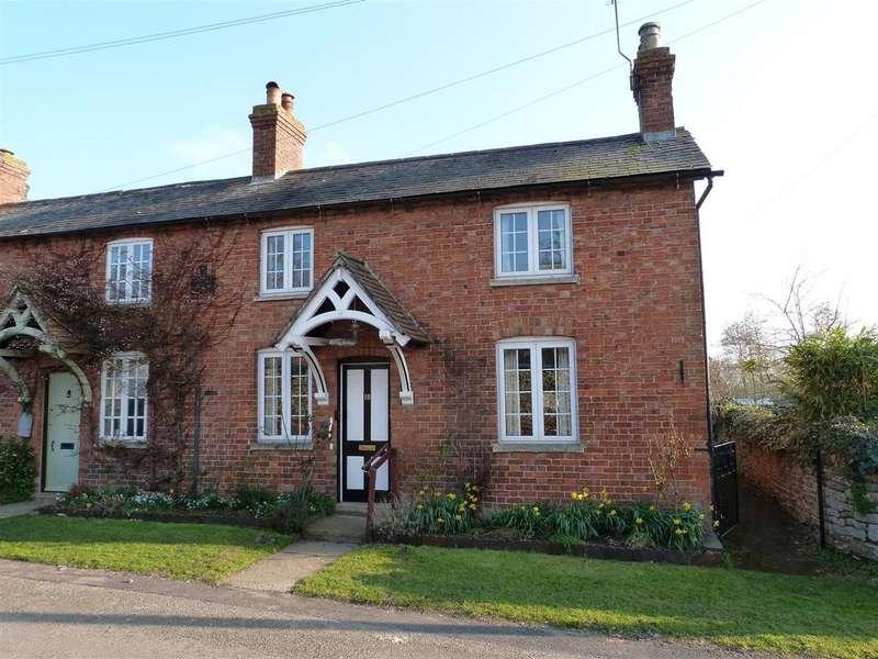 2 Bedrooms Semi Detached House for sale in Manor Road, Medbourne, Market Harborough