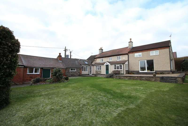 4 Bedrooms Cottage House for sale in Stone Cottage, Jolly Farmers Lane, Shepshed