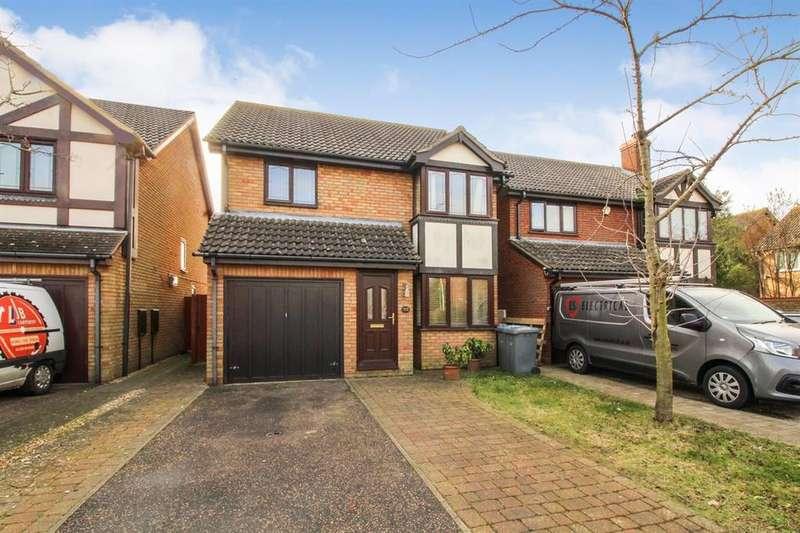 3 Bedrooms Detached House for rent in Battles Lane, Kesgrave