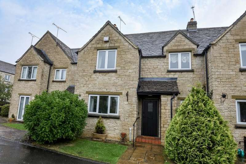 3 Bedrooms House for rent in ST MARYS MEAD, WITNEY, OX28