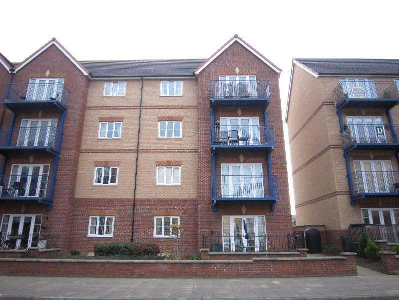 2 Bedrooms Apartment Flat for rent in Drake House, Marina, Hartlepool