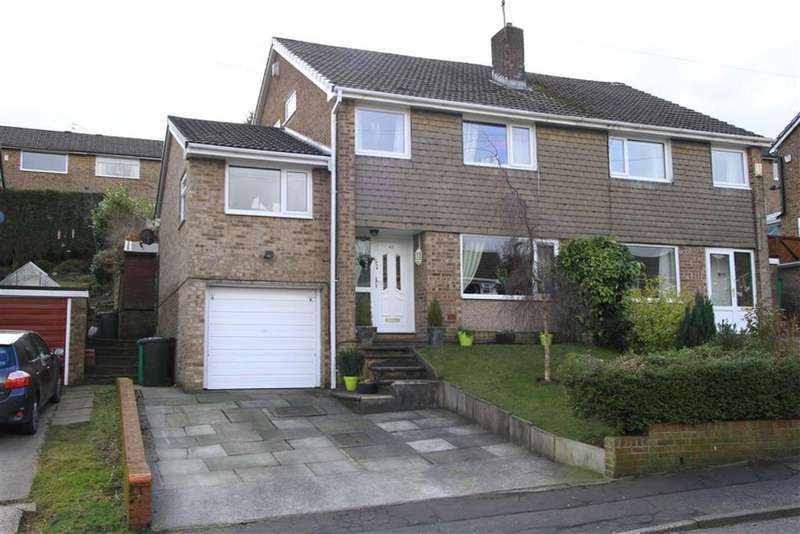 5 Bedrooms Semi Detached House for sale in 49, Elmsfield Avenue, Norden, Rochdale, OL11