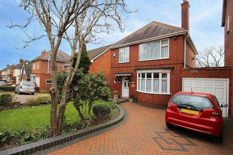 3 Bedrooms Detached House for sale in Hall Lane, HURST HILL, COSELEY