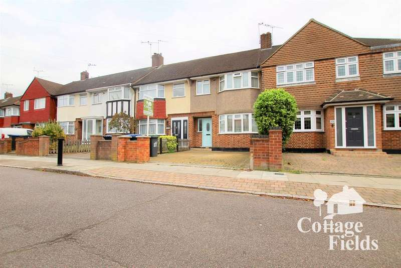 3 Bedrooms Terraced House for sale in Baker Street, Enfield