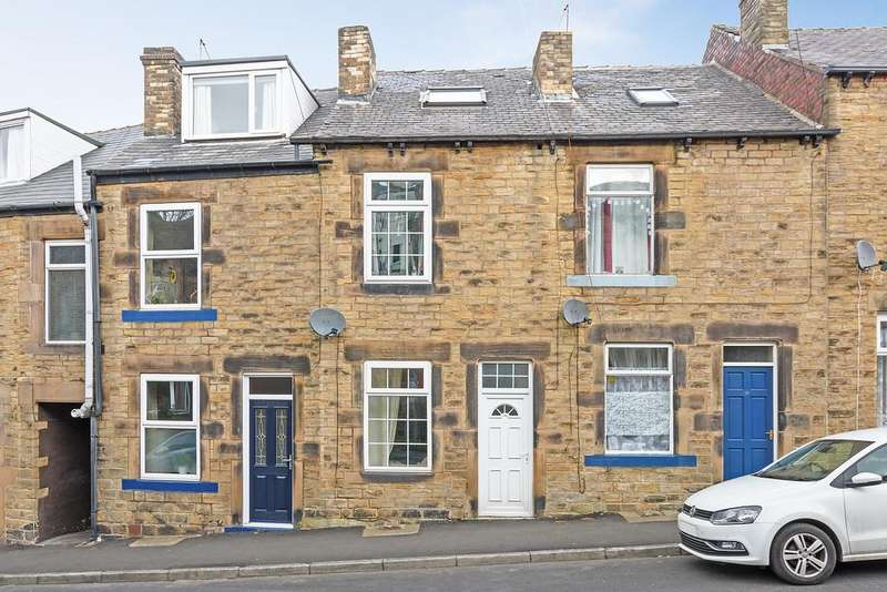 3 Bedrooms Terraced House for sale in Parsonage Crescent, Walkley, Sheffield