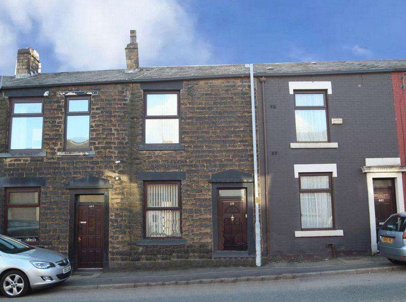 2 Bedrooms Terraced House for sale in Whitworth Road, Rochdale OL12 6HB