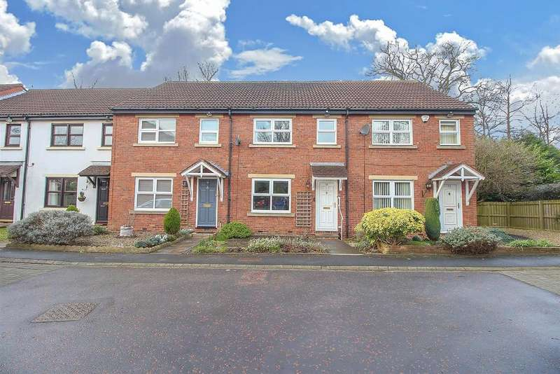 3 Bedrooms Terraced House for sale in Ennismore Court, Newcastle Upon Tyne
