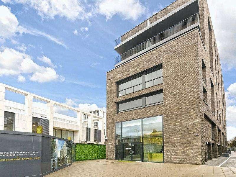 1 Bedroom Apartment Flat for sale in Battersea Exchange, SW8