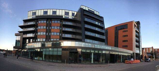 2 Bedrooms Flat for rent in One The Brayford, Lincoln, LN1