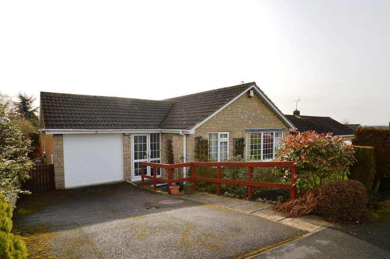 2 Bedrooms Detached Bungalow for sale in Aunums Close, Thornton Dale, PICKering YO18