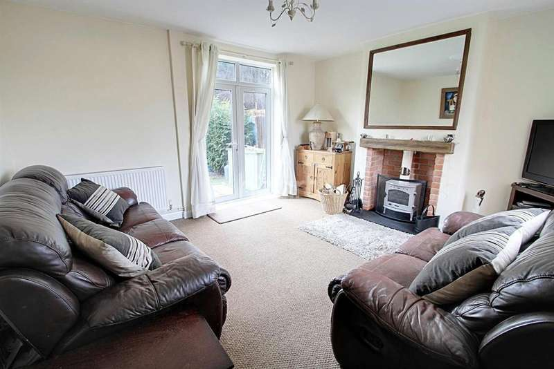 3 Bedrooms Semi Detached House for sale in Worrall Close, Leicester