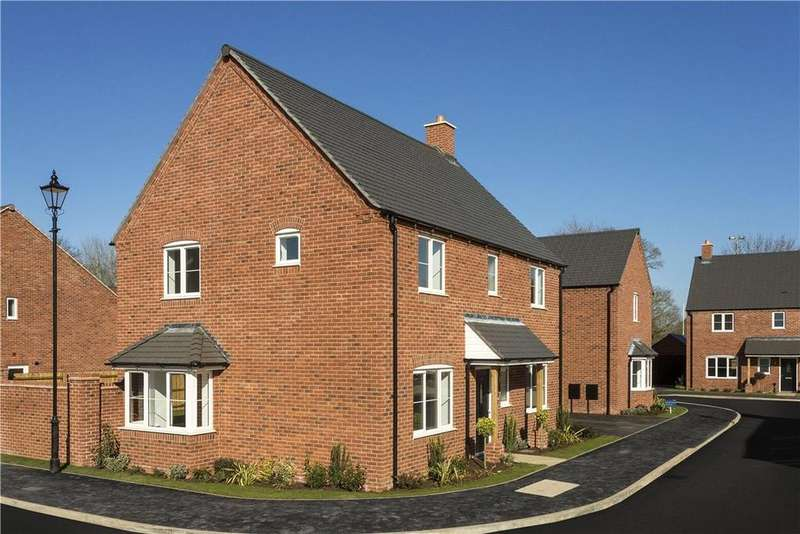 4 Bedrooms Residential Development Commercial for sale in 29 Hayfield Chase, Tiddington, CV37