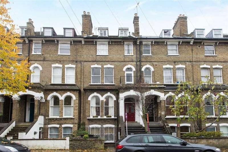 1 Bedroom Flat for sale in Ospringe Road, Kentish Town, London
