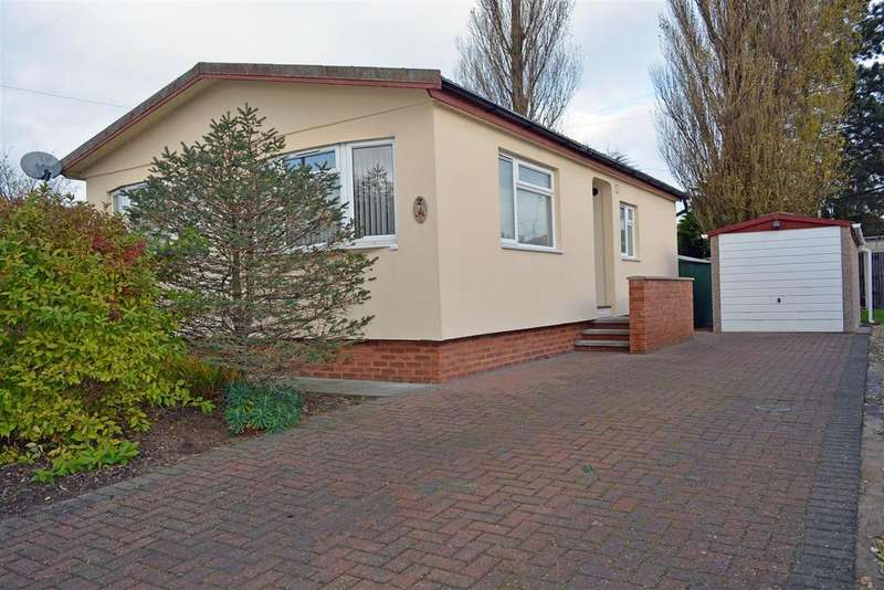 2 Bedrooms Detached Bungalow for sale in Main Avenue, Charnwood Park Estate, Scunthorpe