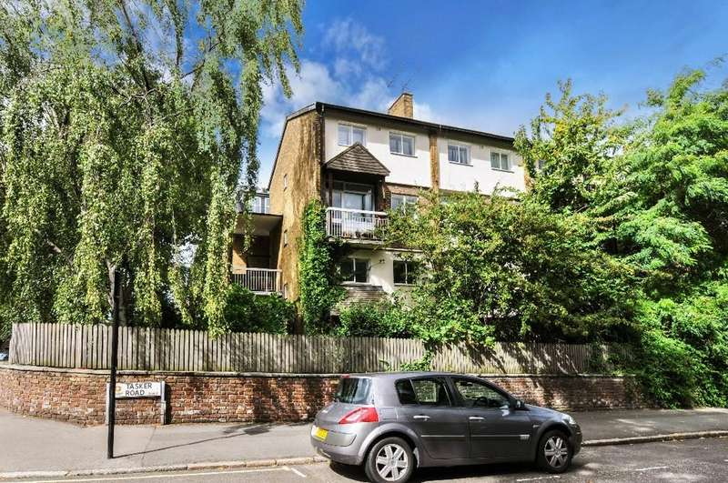 2 Bedrooms Apartment Flat for sale in Parkhill Road, NW3