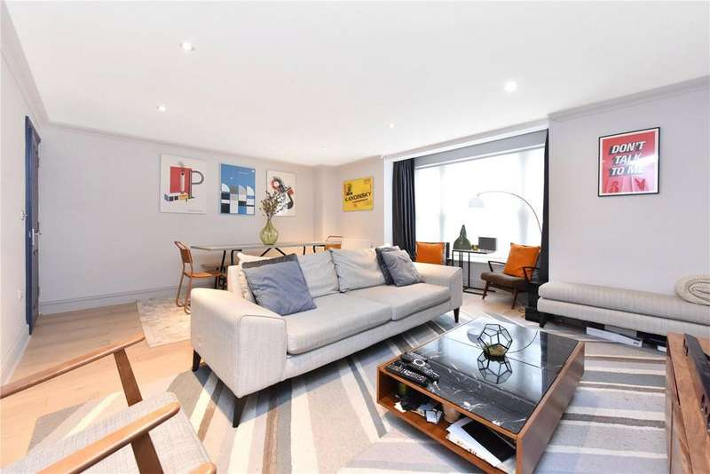 3 Bedrooms Maisonette Flat for sale in Murcia House, 1A St. Mark's Rise, London, E8