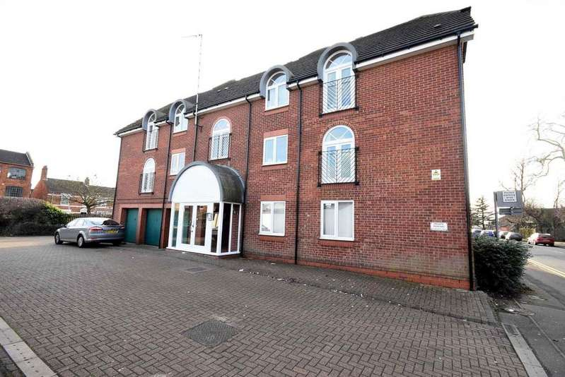 1 Bedroom Flat for sale in Lindsay Street, Kettering