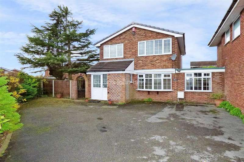 4 Bedrooms Detached House for sale in Stephens Way, Bignall End