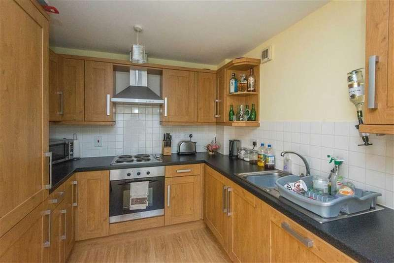 2 Bedrooms Apartment Flat for sale in Leppings Lane, Hillsborough, Sheffield, S6