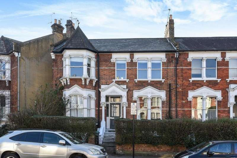 2 Bedrooms Flat for sale in Oakfield Road, Stroud Green