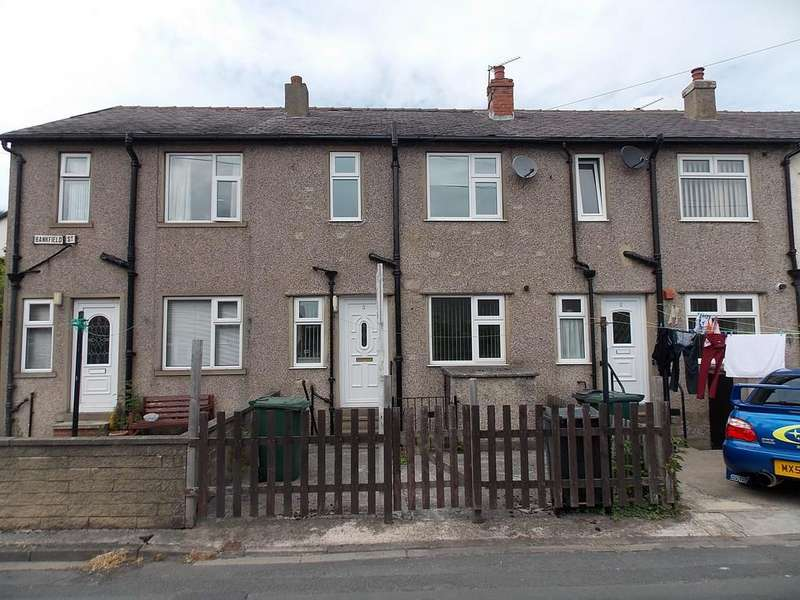2 Bedrooms Terraced House for rent in Bankfield Street, Keighley