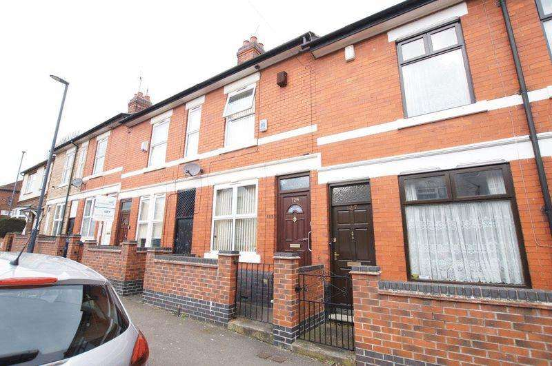 2 Bedrooms Terraced House for sale in Balfour Road, Derby