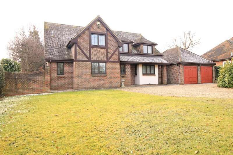 4 Bedrooms Detached House for sale in Fryerning Lane, Fryerning, Ingatestone, Essex, CM4