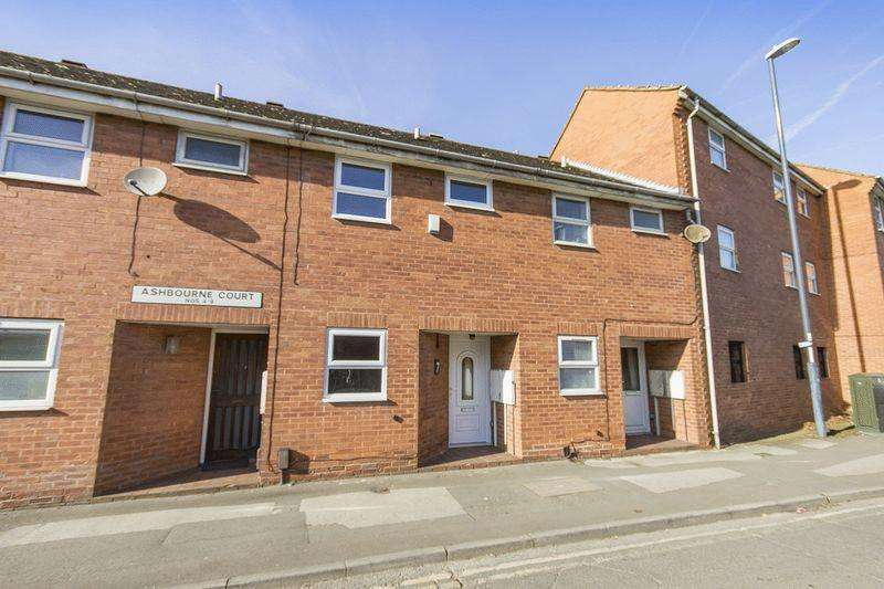 2 Bedrooms Terraced House for sale in Ashbourne Court, Derby