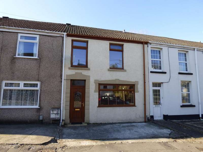 2 Bedrooms Terraced House for sale in Mill Street, Gowerton, Swansea, SA4
