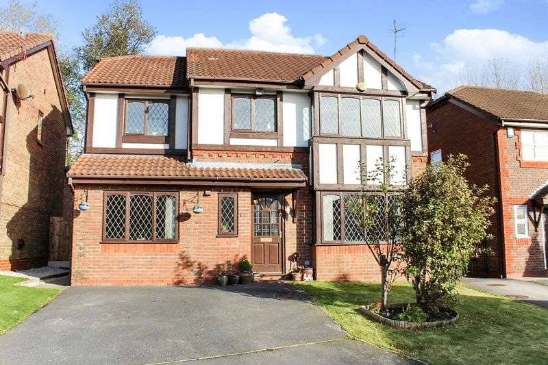 4 Bedrooms Property for sale in Rosewarne Close, Liverpool
