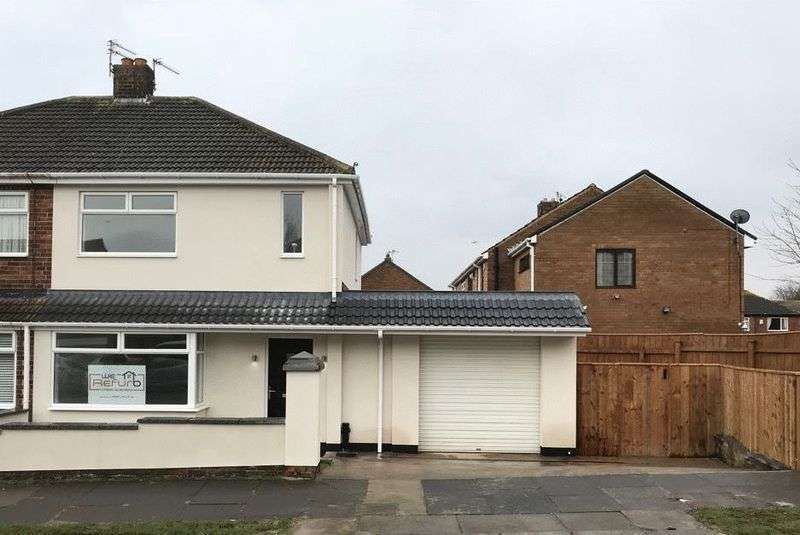 3 Bedrooms Property for sale in Sandbanks Drive, Hartlepool