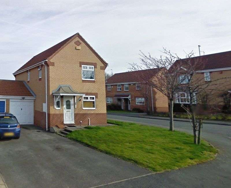 3 Bedrooms Property for sale in Orton Close, Winsford