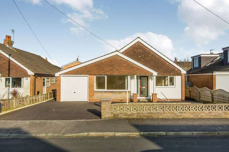 3 Bedrooms Detached Bungalow for sale in Highgate, Goosnargh, Preston, PR3