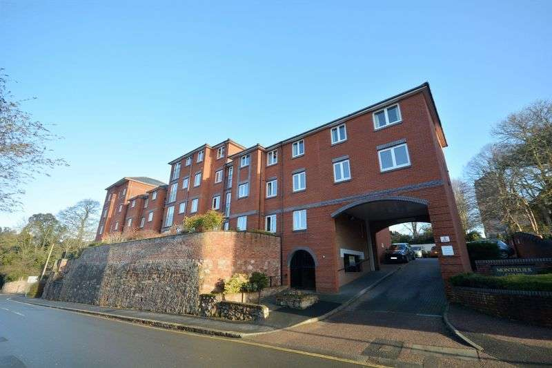 2 Bedrooms Property for sale in Montpelier Court, Exeter, EX4 4DP