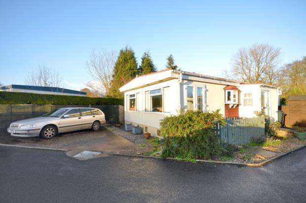 2 Bedrooms Detached Bungalow for sale in Nightingale Walk, Exonia Park, Exeter, Devon