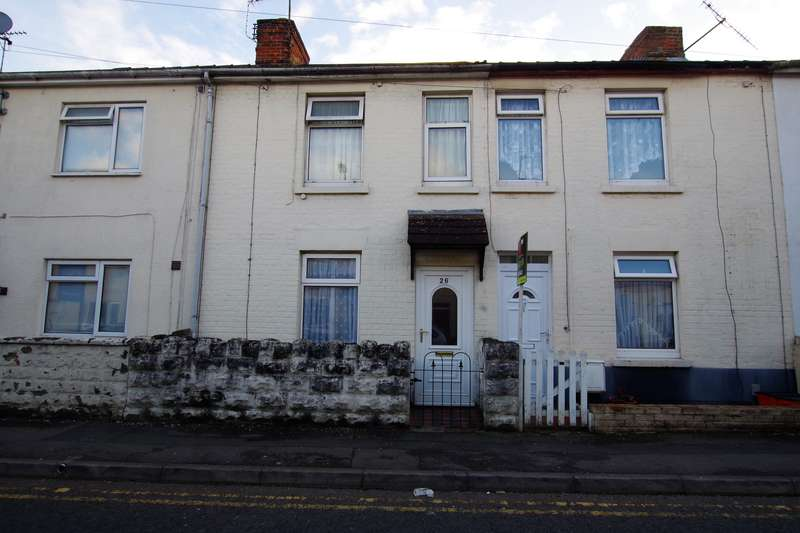 3 Bedrooms Property for sale in William Street, Swindon