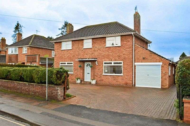 4 Bedrooms Property for sale in Laugherne Road, Worcester