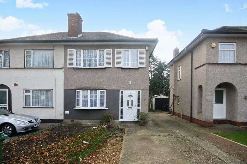 3 Bedrooms Property for sale in Kingshill Avenue, Northolt