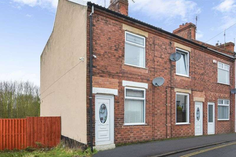 2 Bedrooms Property for sale in Barton Street, Chesterfield