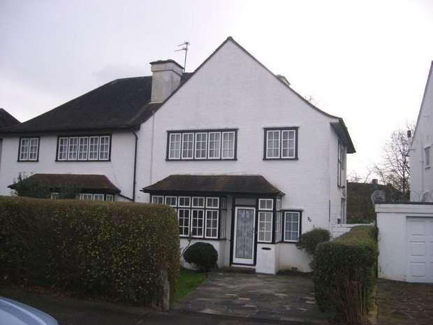 3 Bedrooms Semi Detached House for sale in Oakington Avenue, Wembley Park