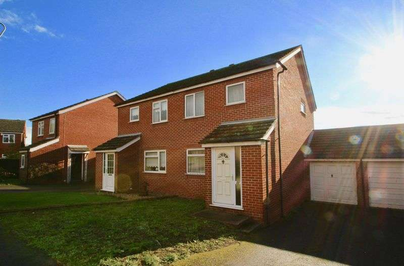 3 Bedrooms Property for sale in Hood Close, Glastonbury