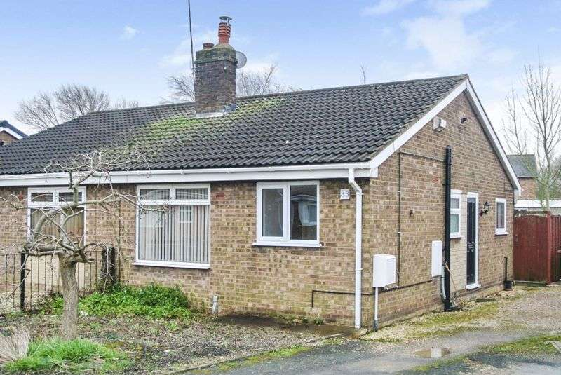2 Bedrooms Property for sale in Bellasize Park, Brough