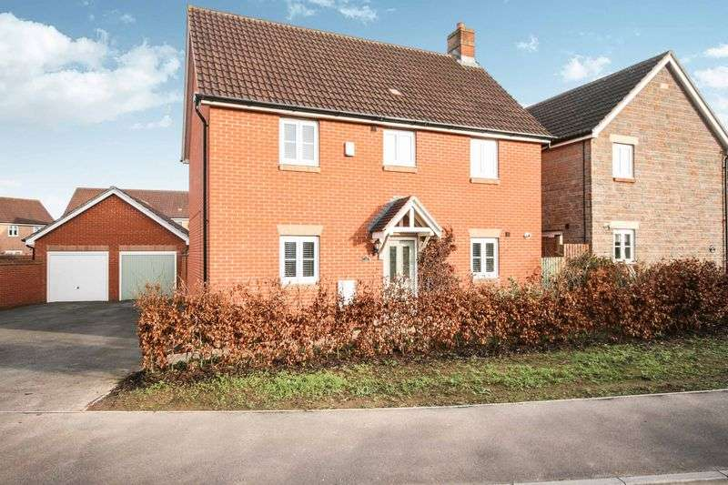 4 Bedrooms Property for sale in Charolais Drive, Bridgwater